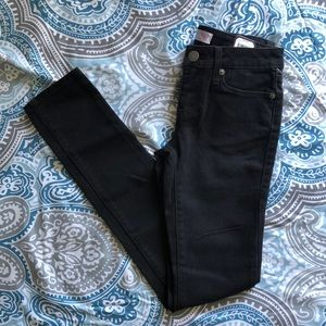 Junior Girls Size 1 Skinny Jeans